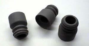 molded rubber elastomer
